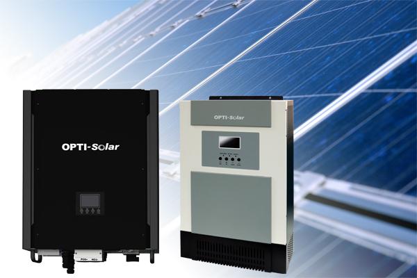 Opti Solar Product News
